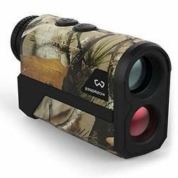 WOSPORTS 1000 Yards Hunting Rangefinder,Archery