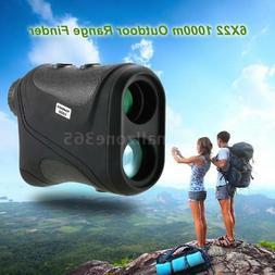 1000m Golf Range Finder Scope Portable Distance Measurer Las