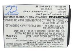 LI-B03-02 Battery for Golf Buddy World Platinum, Platinum, P