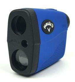 NEW Callaway 200 Laser Golf Rangefinder with P.A.T. & 6X Mag