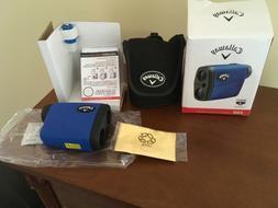 Callaway 200 Laser Rangefinder New in box. Blue