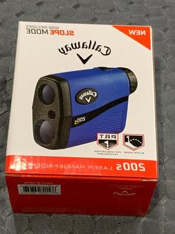 Callaway 200s 6x Slope Laser Range Finder C70156 ** New Free