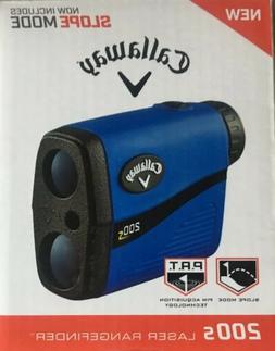 Callaway 200S Laser Rangefinder Golf GPS New 2019