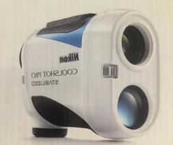 Nikon 2019 Coolshot Pro Stabilized Golf Laser Range Finder S