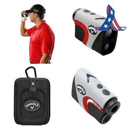 Callaway 300 Pro Golf Laser Rangefinder With Slope Measureme