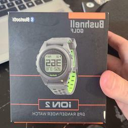 Bushnell 368851 Ion 2 Golf GPS Rangefinder Watch - Silver/Gr