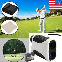 Golf Laser Range Finder Scanner Pinseeking Monocular Handhel