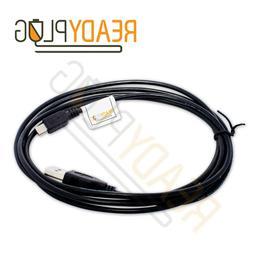 6 ft ReadyPlug USB Cable for Garmin Approach Z80 Golf Laser