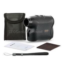 600 Yards 6X25mm Laser Range Finder Golf Rangefinder For Out