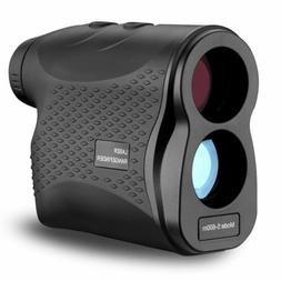 600m 6x golf laser range finder rangefinder