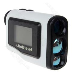 """600M Digital Rangefinder Scope With 1.8"""" LCD Screen for Golf"""