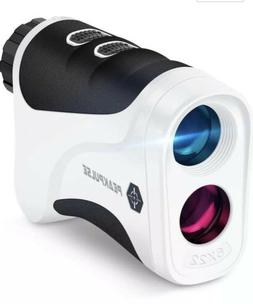 PEAKPULSE 6S Golf Range Finder  Fast Focus System, 400 Yards