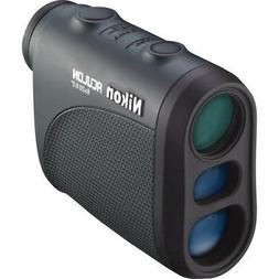 Nikon 6x20 Aculon AL11 Laser Rangefinder - Dark Green