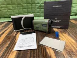 PEAKPULSE 7S Golf Rangefinder with Slope Golf Laser Range Fi