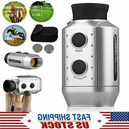 7x Golf Rangefinder Range Finder Hunting Telescope Distance