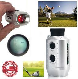 7x Zoom New Digital Pocket Golf Range Finder Magnification D