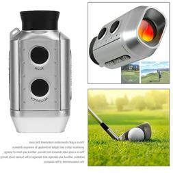7x18 Golf Monocular Golf Electronic Rangefinder Golf Range F