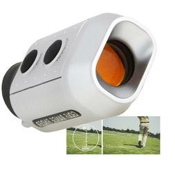 930Yards Digital 7X Monocular Telescope Distance Meter Laser