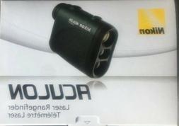 Nikon Aculon AL11 6x20 Laser Rangefinder