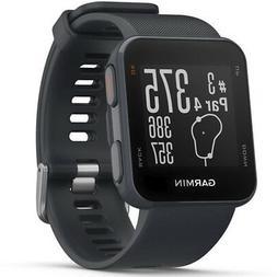 Garmin Approach S10 - Lightweight GPS Golf Watch, Granite Bl