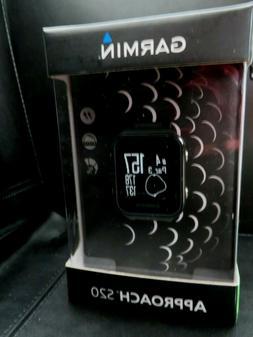 Garmin - Approach S20 Gps Watch - Black