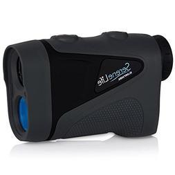 SereneLife AZSLGRF30BK Golf Range Finder