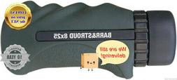 Barr & Stroud Sprite Mini 8x25 Waterproof Bak-4 Monocular +