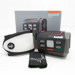 bushnell hybrid laser gps golf