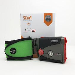 Wearable4u Bushnell Pro X2 Laser Golf Rangefinder 201740 Mag