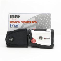 Wearable4u Bushnell Tour V4 Patriot Pack Laser Golf Rangefin