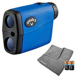 callaway 200 golf rangefinder includes