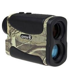 - Eyoyo 5-700 Yard Waterproof 6x Multifunction Golf Hunting