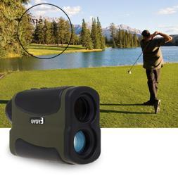 Top Clear Golf laser range finder scope 6x22 700m/yards rang