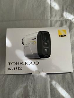 Nikon Coolshot 20 gii Golf Laser Rangefinder Model 16667 Bra