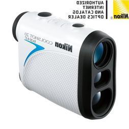 Nikon Coolshot 20 Laser Golf Rangefinder