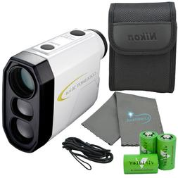 Nikon Coolshot 20i GII Golf Laser Rangefinder, 16666 with 3
