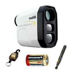 Nikon COOLSHOT 20i GII Golf Laser Rangefinder with Extra Bat