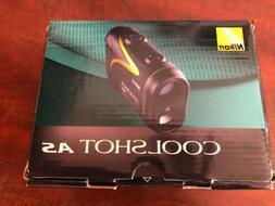 coolshot as golf laser rangefinder