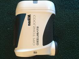 coolshot pro stabilized golf laser rangefinder 16555