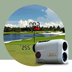KOLSOL Dual-use Golf, Hunting Laser Rangefinder 1000yard 6.5