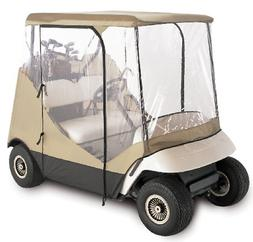 Classic Accessories Fairway Travel 4-Sided 2-Person Golf Car