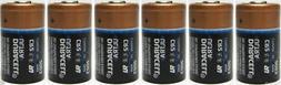 Famous Maker Copper Black Ultra CR2 3v Lithium Photo Battery