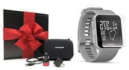 Garmin Approach S10  Gift Box Bundle | Includes Screen Prote