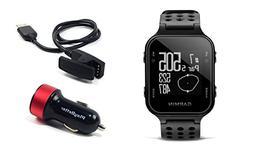 Garmin Approach S20  Golf GPS Watch PlayBetter USB Charging
