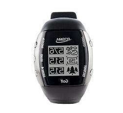 POSMA GM2 GPS Golf Watch Range Finder, HR, Activity Tracking