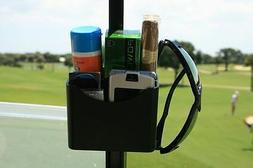 golf cart accessory caddie holder