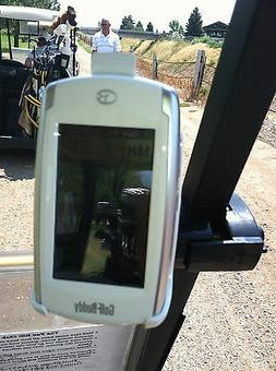 Golf Cart Mount 4 Golf Buddy World Platinum & Tour  GPS
