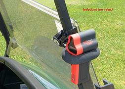 Golf Cart Mount / Holder for Laser link Redhot, Switch Tour,