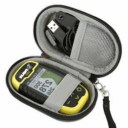 Golf Course GPS Units Hard Case For Izzo Swami 5000/4000+ Ra