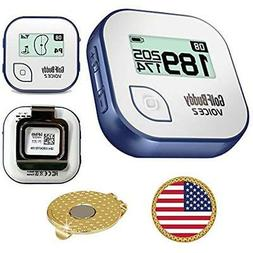 GolfBuddy Golf Course GPS Units Voice 2 GPS/Rangefinder Bund